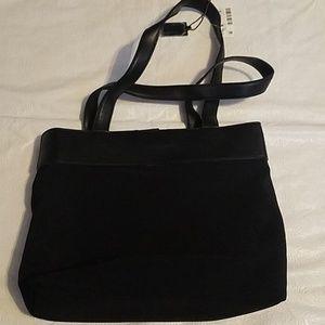 Enzo Angiolini Black Handbag NEW